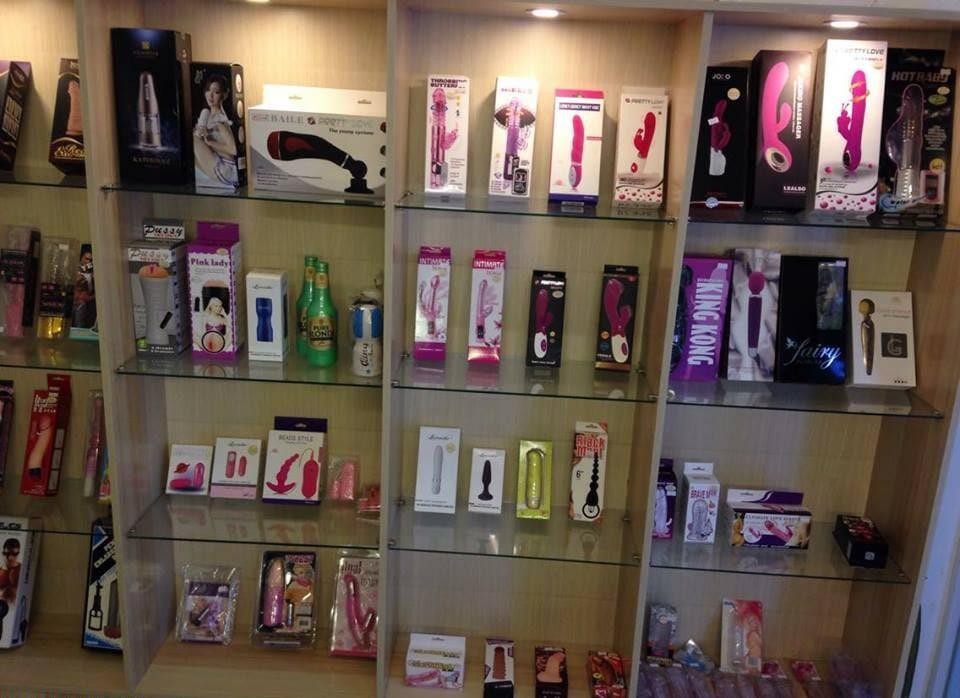 Cửa hàng đồ chơi tình dục Đà Nẵng - Sex toy store Da Nang