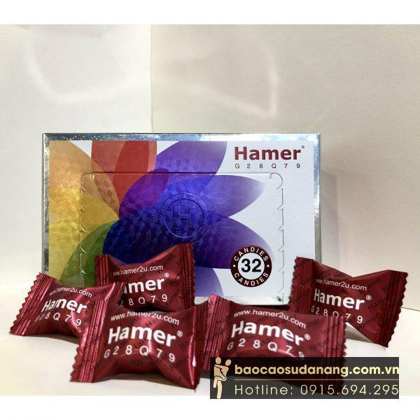 Kẹo sâm Hamer Mỹ bán Đà Nẵng